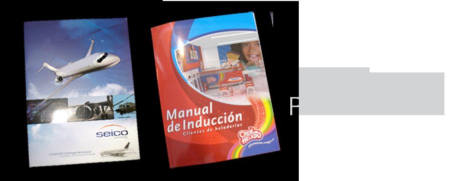 Catalogos Y Publicaciones Offset